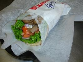A.J.'s -  The Home of the Gyros